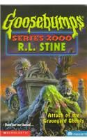 Attack of the Graveyard Ghouls: Book by R. L. Stine