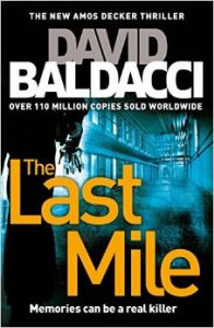 The Last Mile (English) (Paperback): Book by David Baldacci