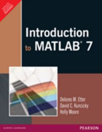 Introduction to Matlab 7 (English) (Paperback): Book by Etter