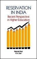 Reservation in India: Book by Harpreet Kaur