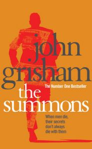 The Summons: Book by John Grisham