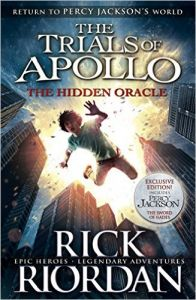 The Trials of Apollo : The Hidden Oracle (English) (Paperback): Book by Rick Riordan