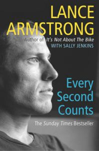 Every Second Counts: Book by Lance Armstrong