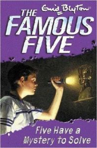 Famous Five: 20: Five Have A Mystery To Solve: Book by Enid Blyton