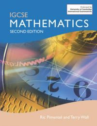 IGCSE Mathematics: Book by Terry Wall