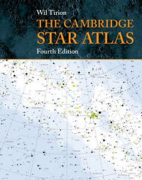 The Cambridge Star Atlas: Book by Wil Tirion