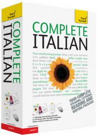 Teach Yourself Complete Italian: Book by Lydia Vellaccio