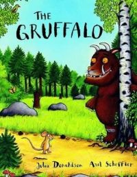 The Gruffalo: Book by Julia Donaldson