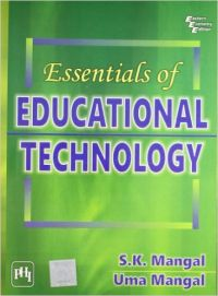 ESSENTIALS OF EDUCATIONAL TECHNOLOGY (English) 1 Edition (Paperback): Book by Mangal Uma