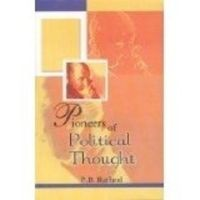 Pioneers of Political Thought (English) 01 Edition: Book by P. B. Rathod