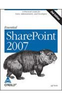 Essential SharePoint 2007, 2nd Edition (English) 0th Edition: Book by Jeff Webb