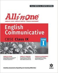 All in One ENGLISH COMMUNICATIVE CBSE Class 9th Term-I (English) (Paperback): Book by Gajendra Singh, Kapil Sabharwal