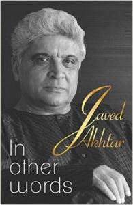 In Other Words: Poems: 1: Book by Javed Akhtar