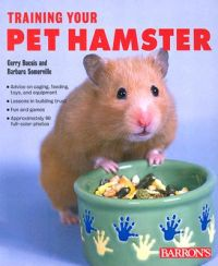 Training Your Pet Hamster: Book by Gerry Bucsis