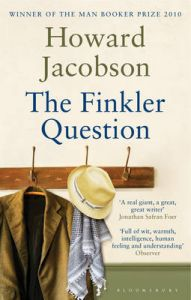 The Finkler Question: Book by Howard Jacobson