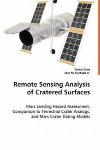 Remote Sensing Analysis of Cratered Surfaces: Book by Yenlai Chee