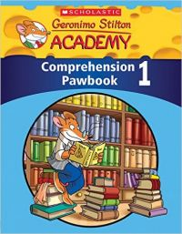 Geronimo Stilton Academy: Comprehension Pawbook Level 1: Book by Scholastic Teaching Resources