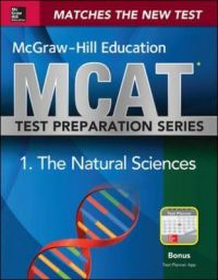 McGraw-Hill Education MCAT Biological and Biochemical Foundations of Living Systems: Biology, Biochemistry, Chemistry, and Physics Review: 2015: Book by George J. Hademenos