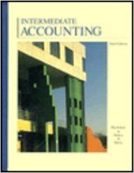INTERMEDIATE ACCOUNTING: Book by DYCKMAN