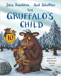 THE GRUFFALO 10TH ANNIVERSARY EDITION (English) (Paperback): Book by Julia Donaldson