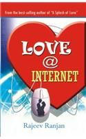 Love @ Internet (E) English(PB): Book by Rajeev Ranjan