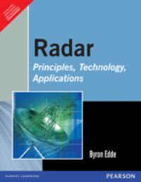 Radar : Principles, Technology, Applications (English) 1st Edition: Book by Edde