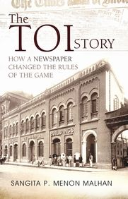 The Toi Story: Book by Sangita P. Menon Malhan