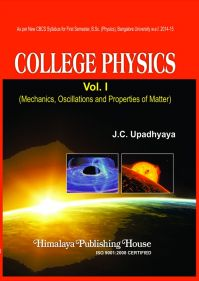 College Physics - Vol  I | Book by J C  Upadhyaya | Best Price in