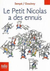 Le Petit Nicolas a Des Ennuis: Book by Rene Goscinny