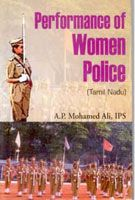 Performance of Women Police: Book by Mohamed A.P. Ali