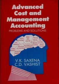 Book accounting advanced cost