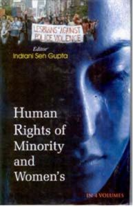 Human Rights of Minority And Women's, Vol. 4: Book by Indrani Sen