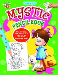 Mystic Pencil Book: Book 3