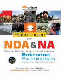 Pathfinder for NDA & NA Entrance Examination Conducted by UPSC (English) 7th Edition (Paperback): Book by Arihant Experts