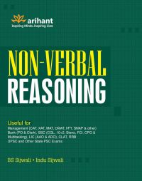 Non-Verbal Reasoning: Book by Arihant Experts