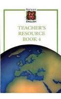 Nelson English International Teacher's Resource Book 4: Book by John Jackman