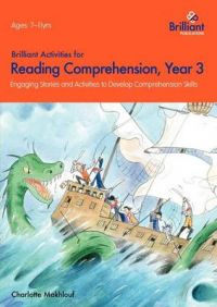 Brilliant Activities for Comprehension, Year 3: Book by Charlotte Makhlouf
