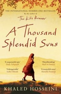 A Thousand Splendid Suns (English) (Paperback): Book by Khaled Hosseini