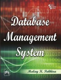Database Management System: Book by PAKHIRA MALAY K.