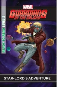 Marvel Guardians of the Galaxy: Star-Lord's Adventure (Level 2 Reader) (English) (Paperback): Book by Scholastic