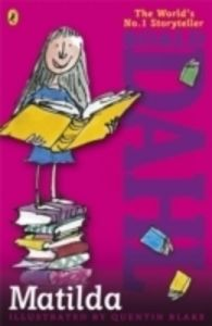 Matilda (English) (Paperback): Book by Roald Dahl