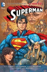 Superman Vol. 4: Psi-War (the New 52): Book by Scott Lobdell