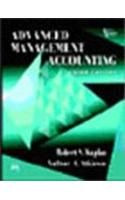 Advanced Management Accounting: Book by Robert S. Kaplan
