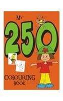 My 250 Colouring Book 2
