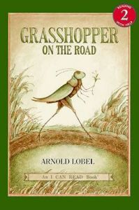 Grasshopper on the Road: Book by Arnold Lobel