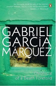 Chronicle of a Death Foretold (English) (Paperback): Book by Gabriel Garcia Marquez