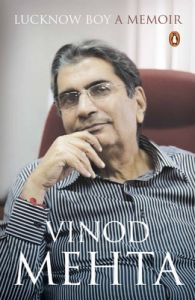 Lucknow Boy : A Memoir (English) (Paperback): Book by Vinod Mehta