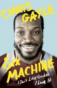 Six Machine: I Don't Like Cricket... I Love it: Book by Chris Gale