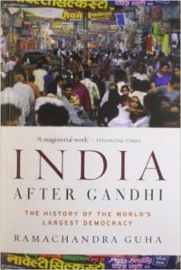 India After Gandhi: Book by Ramachandra Guha