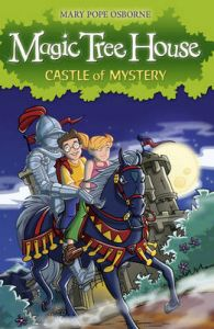 The Magic Tree House 2: Castle of Mystery: Book by Mary Pope Osborne